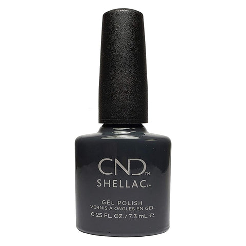 CND Shellac - Asphalt 0.25 oz - Milky Beauty