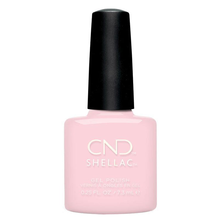 CND Shellac - Aurora 0.25 oz - Milky Beauty