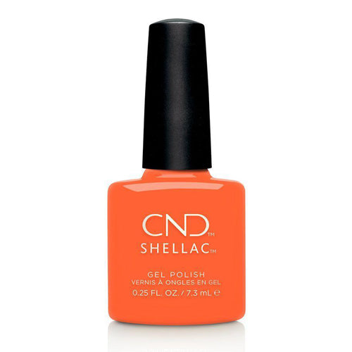 CND Shellac - B-Day Candle 0.25 oz - Milky Beauty