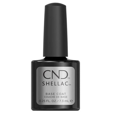 CND Shellac - Base Coat 0.25 oz - Milky Beauty
