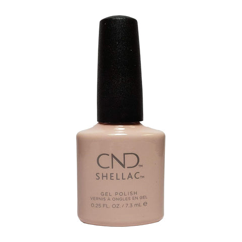CND Shellac - Beau 0.25 oz - Milky Beauty