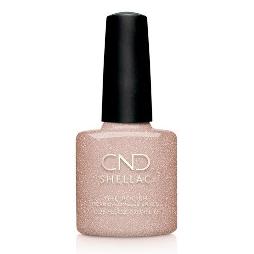 CND Shellac - Bellini 0.25 oz - Milky Beauty