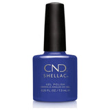 CND Shellac - Blue Eyeshadow 0.25 oz