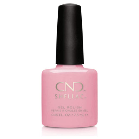 CND Shellac - Blush Teddy 0.25 oz - Milky Beauty
