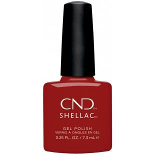 CND Shellac - Bordeaux Babe 0.25 oz