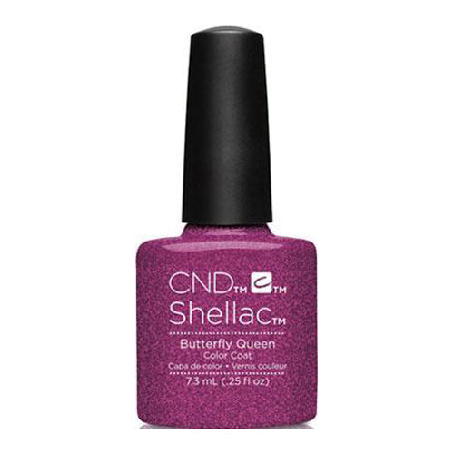 CND Shellac - Butterfly Queen 0.25 oz - Milky Beauty