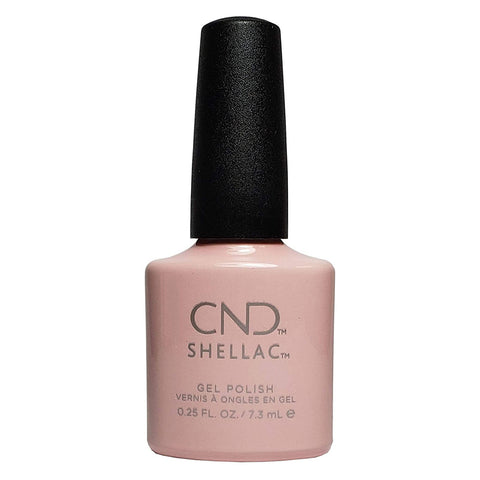 CND Shellac - Clearly Pink 0.25 oz - Milky Beauty