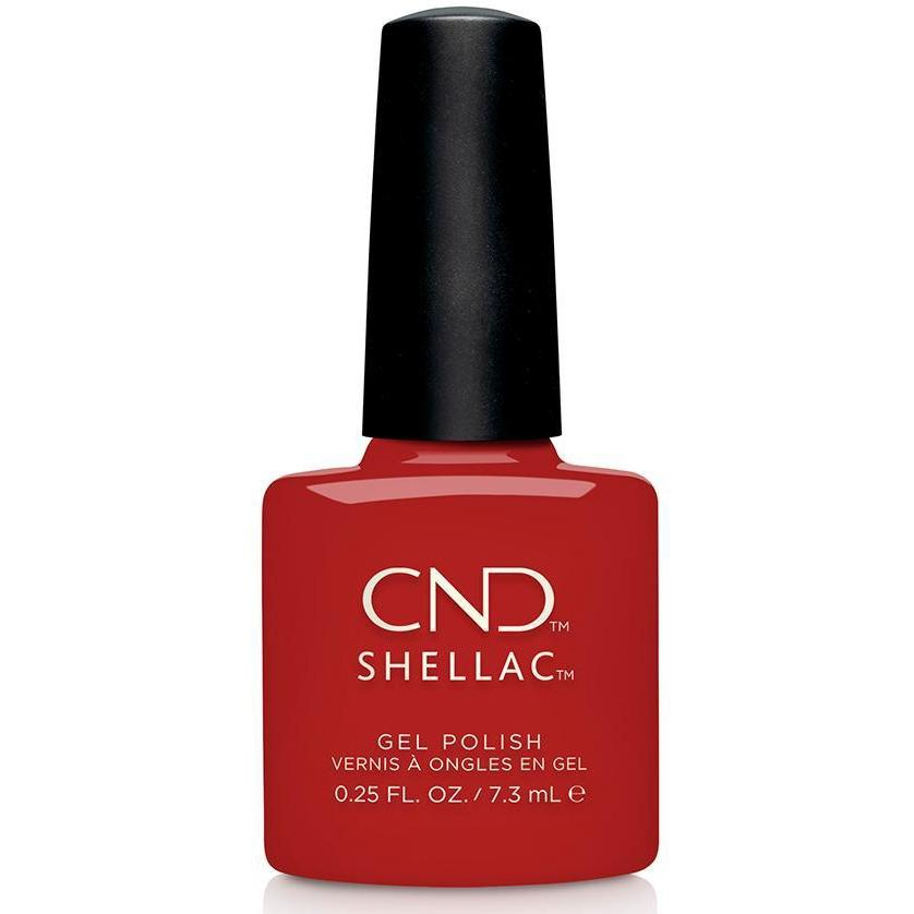CND Shellac - Company Red 0.25 oz