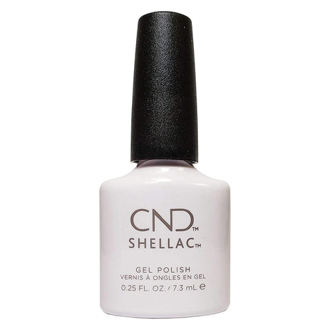 CND Shellac - Cream Puff 0.25 oz - Milky Beauty