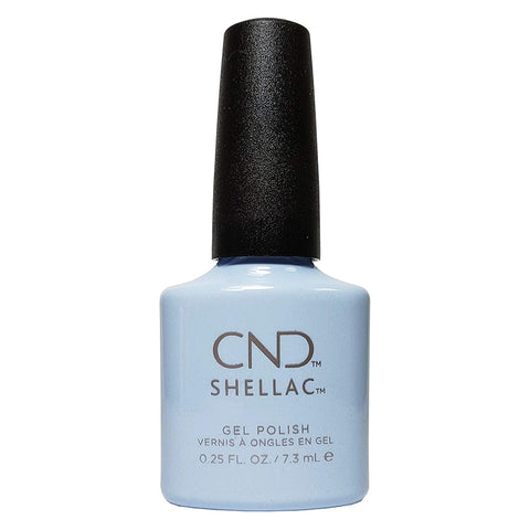 CND Shellac - Creekside 0.25 oz - Milky Beauty