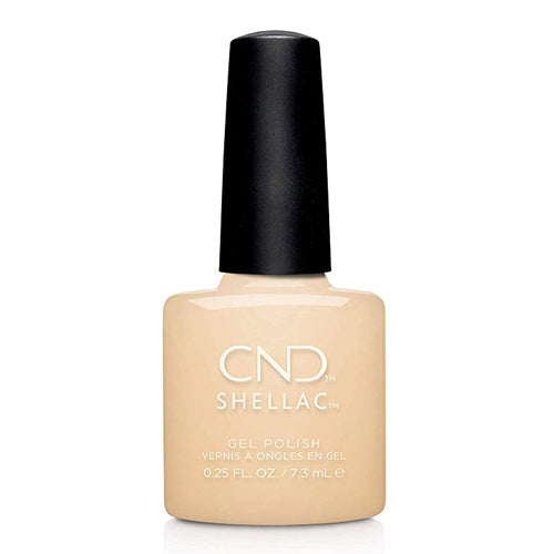 CND Shellac - Exquisite 0.25 oz - Milky Beauty