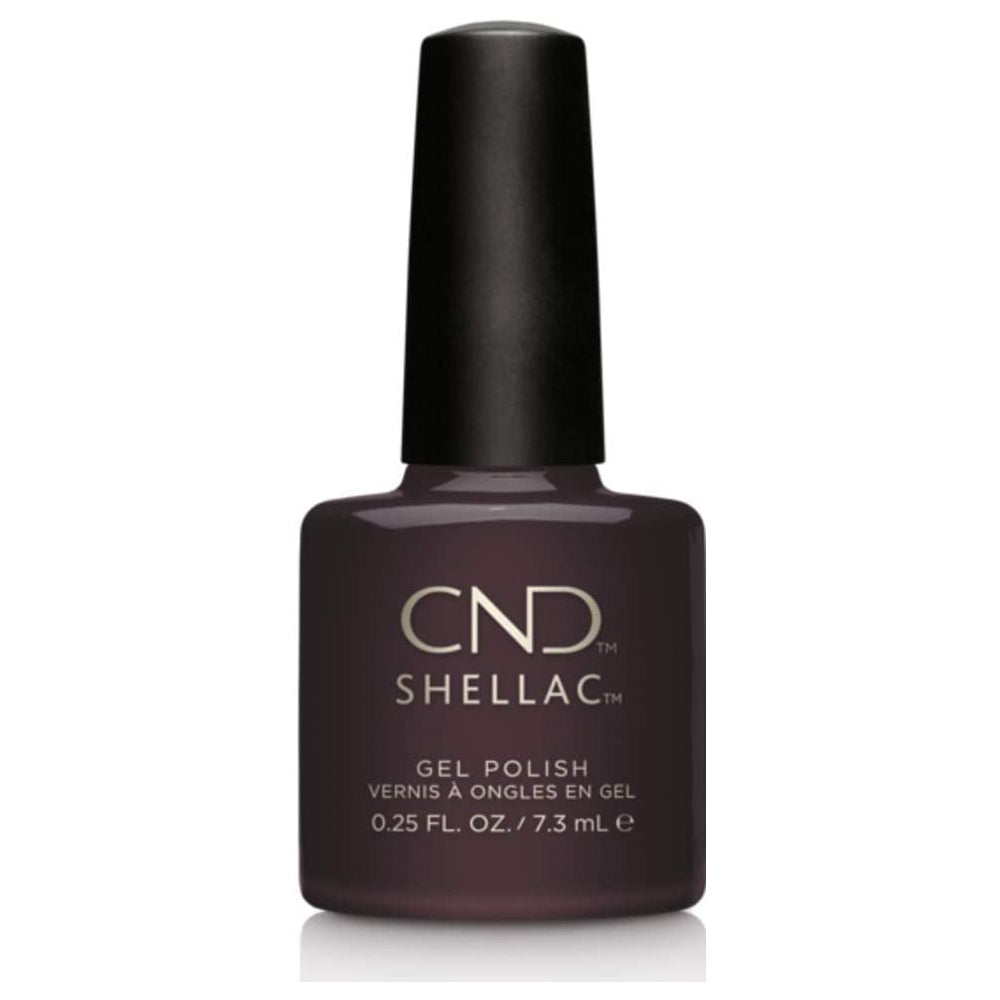 CND Shellac - Fedora 0.25 oz - Milky Beauty