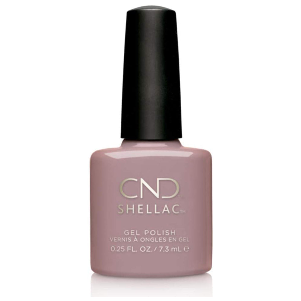 CND Shellac - Field Fox 0.25 oz - Milky Beauty