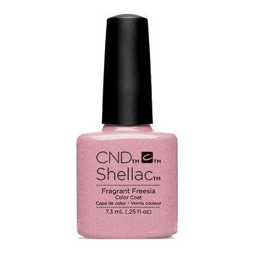 CND Shellac - Fragrant Freesia 0.25 oz - Milky Beauty