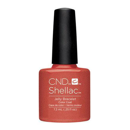 CND Shellac - Jelly Bracelet 0.25 oz - Milky Beauty