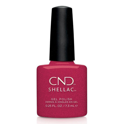 CND Shellac - Kiss of Fire 0.25 oz - Milky Beauty