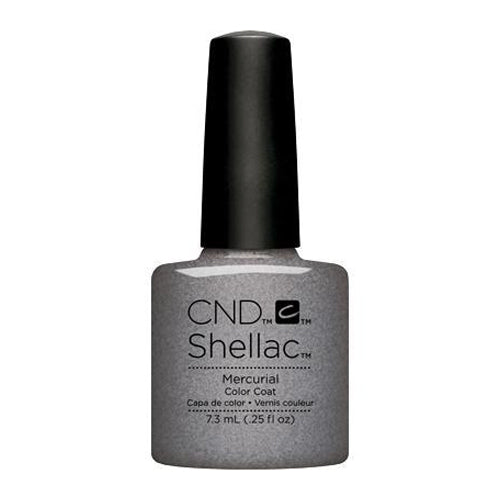 CND Shellac - Mercurial 0.25 oz - Milky Beauty