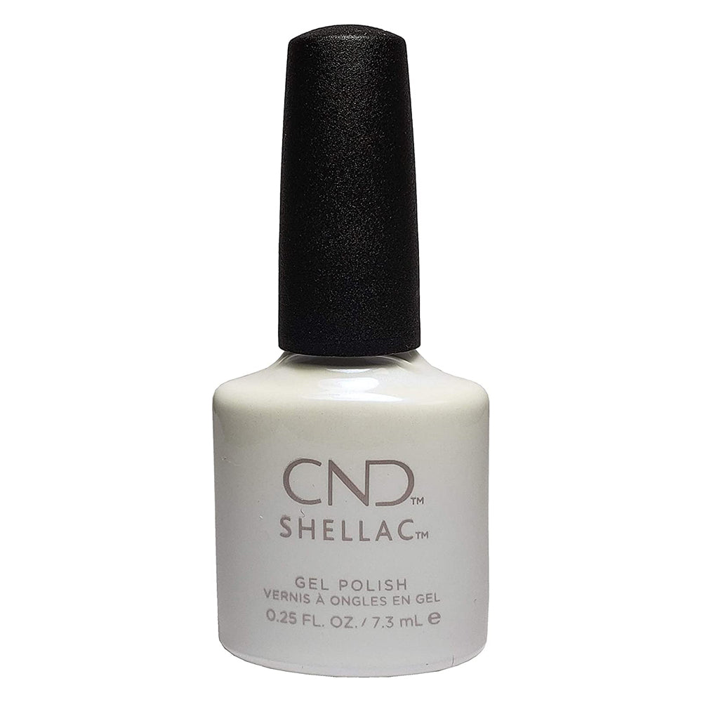 CND Shellac - Negligee 0.25 oz - Milky Beauty