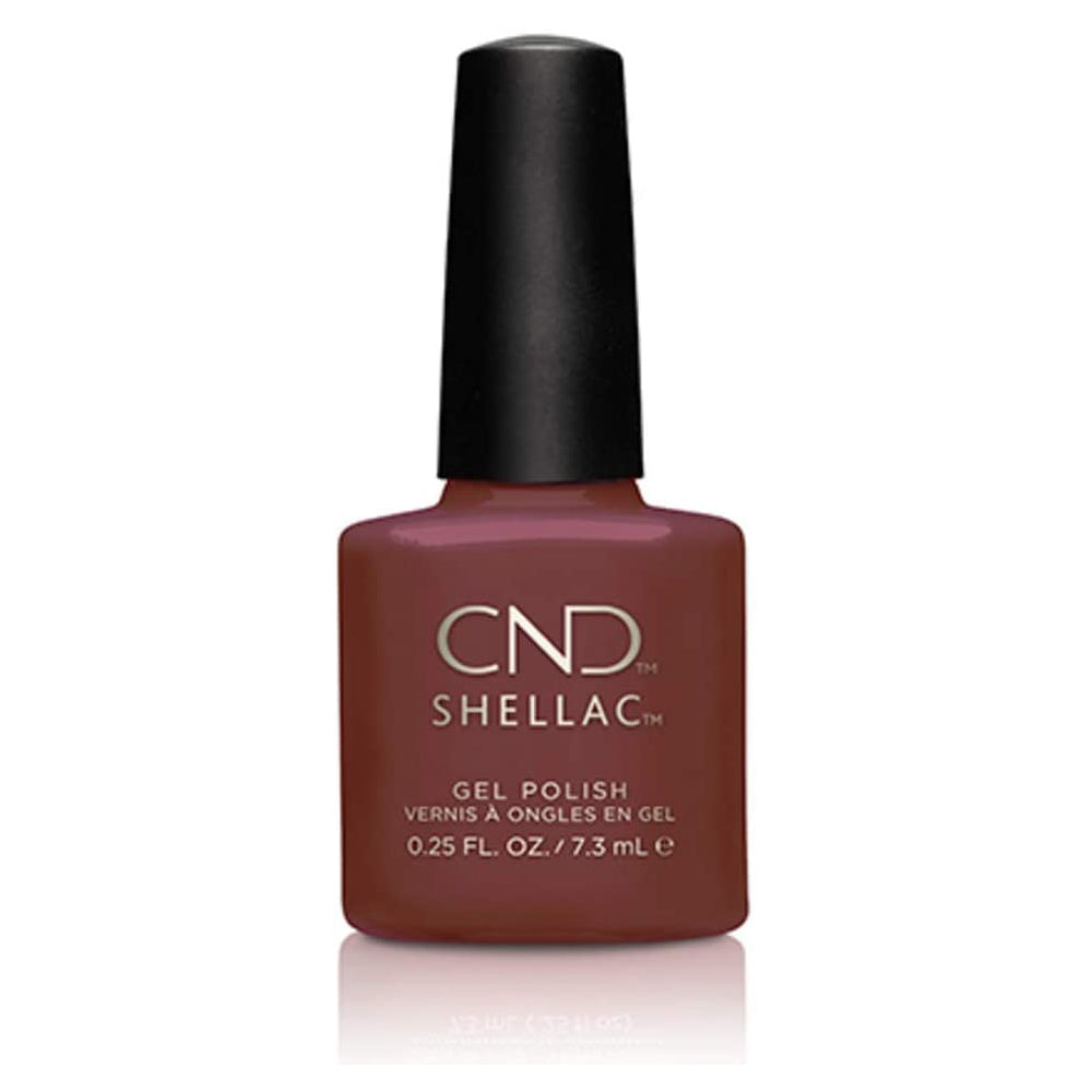 CND Shellac - Oxblood 0.25 oz