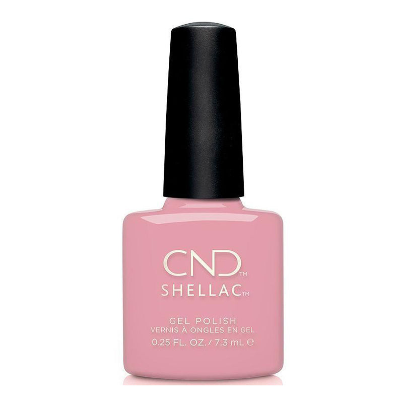 CND Shellac - Pacific Rose 0.25 oz - Milky Beauty