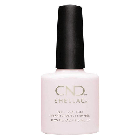 CND Shellac - Romantique 0.25 oz - Milky Beauty