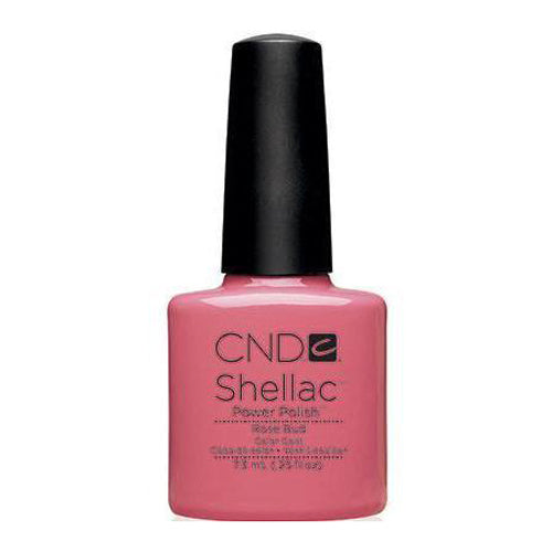 CND Shellac - Rose Bud 0.25 oz - Milky Beauty