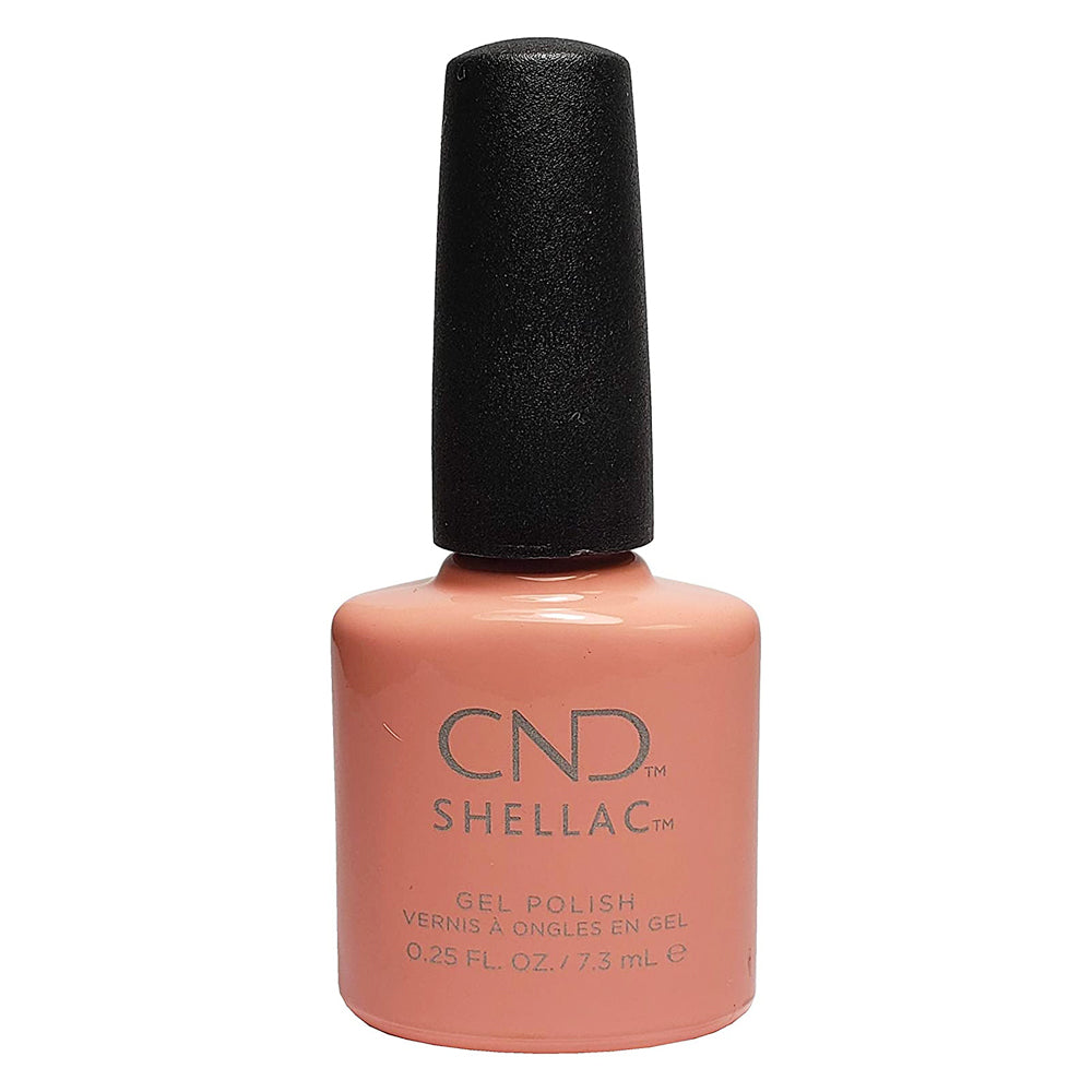 CND Shellac - Salmon Run 0.25 oz