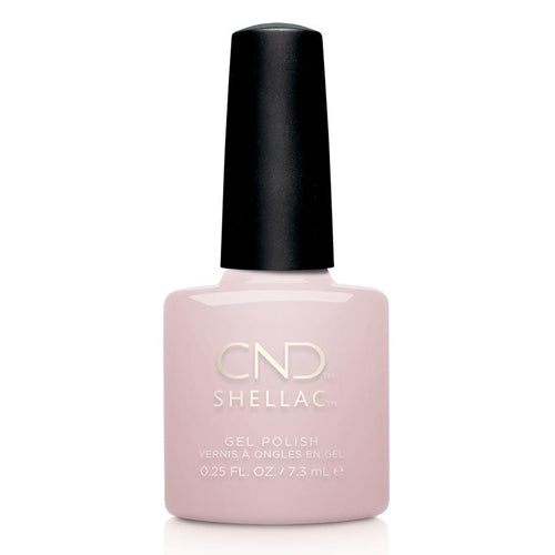 CND Shellac - Soiree Strut 0.25 oz - Milky Beauty