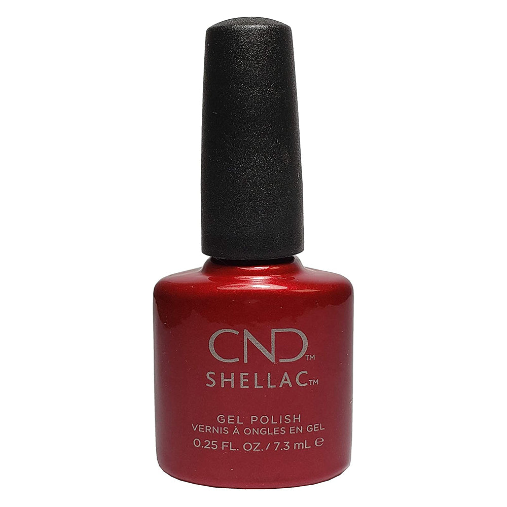 CND Shellac - Tartan Punk 0.25 oz - Milky Beauty