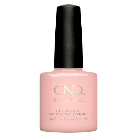 CND Shellac - Uncovered 0.25 oz - Milky Beauty