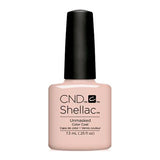 CND Shellac - Unmasked 0.25 oz - Milky Beauty