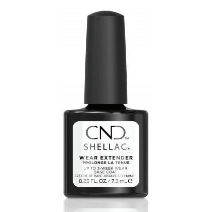CND Shellac - Wear Extender Base Coat 0.25 oz