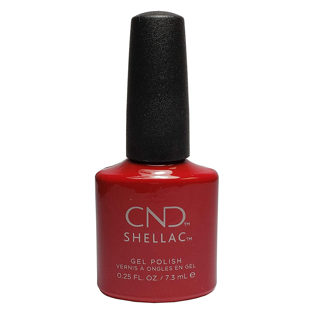 CND Shellac - Wildfire 0.25 oz - Milky Beauty