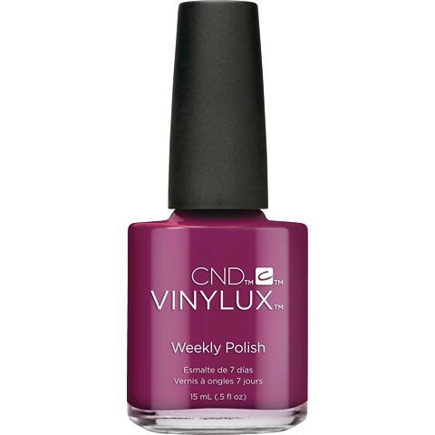CND Vinylux - Berry Boudoir 0.5 oz - Milky Beauty