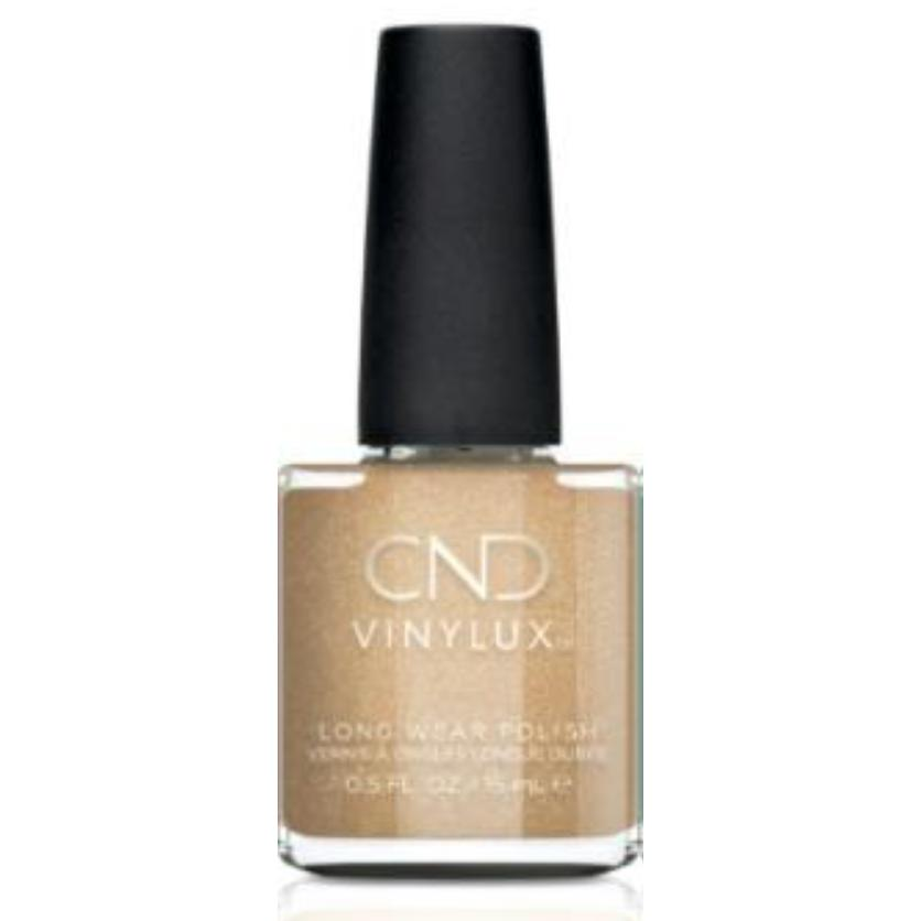 CND Vinylux - Get That Gold 0.5 oz