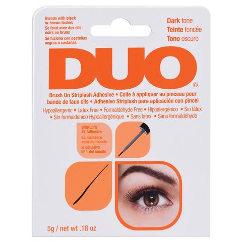 Duo Brush-on Adhesive - Dark - Milky Beauty