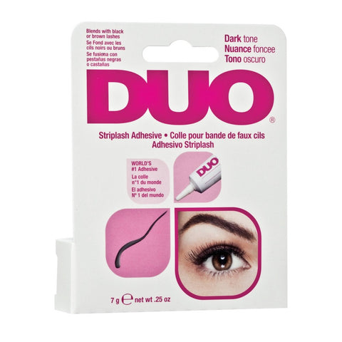 Duo Striplash Adhesive - Dark - Milky Beauty