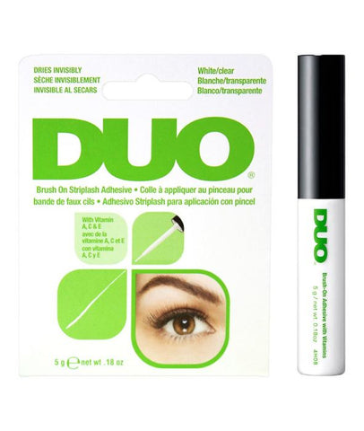 Duo Brush-on Adhesive - Clear - Milky Beauty