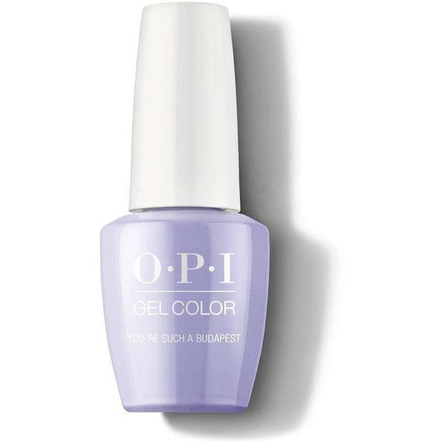 OPI Gel Color - You're Such A BudaPest 0.5 oz - GCE74