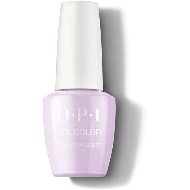 OPI Gel Color - Polly Want a Lacquer? 0.5 oz - GCF83