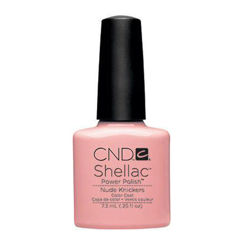 CND Shellac - Nude Knickers 0.25 oz - Milky Beauty