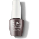 OPI Gel Color - That's What Friends Are Thor 0.5 oz - GCI54 - Milky Beauty