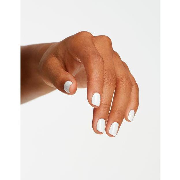 OPI Gel Color - Alpine Snow 0.5 oz - GCL00 - Milky Beauty