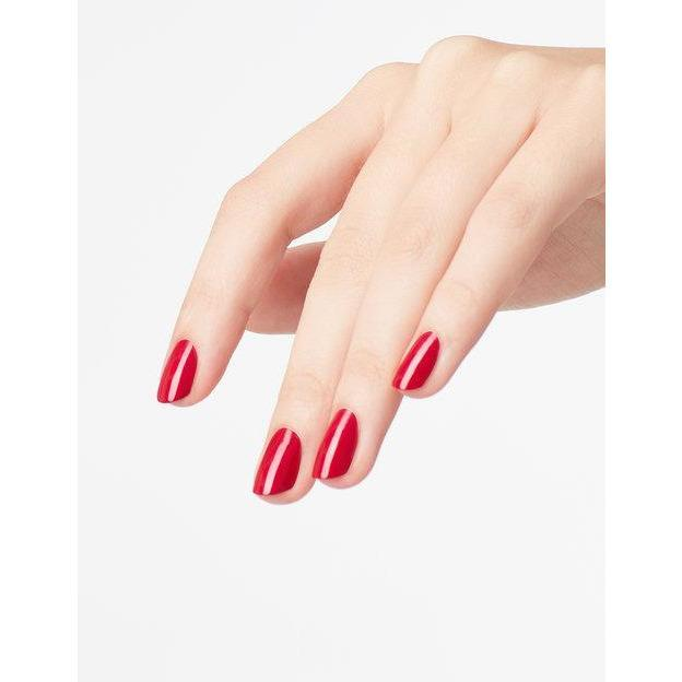 OPI Gel Color - OPI Red 0.5 oz - GCL72 - Milky Beauty