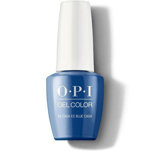 OPI Gel Color - Mi Casa Es Blue Casa 0.5 oz - GCM92