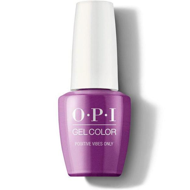 OPI Gel Color - Positive Vibes Only 0.5 oz - GCN73 - Milky Beauty