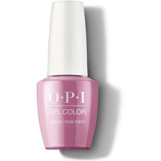 OPI Gel Color - Arigato from Tokyo 0.5 oz - GCT82 - Milky Beauty