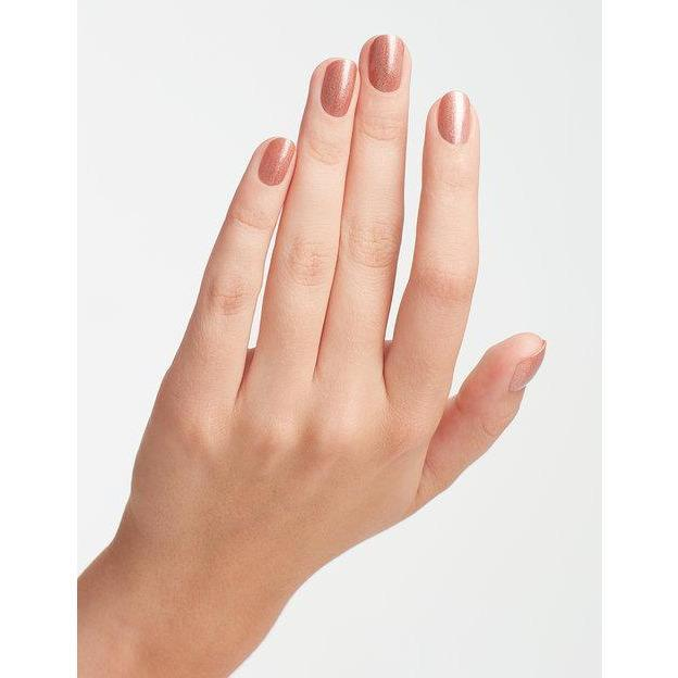 OPI Gel Color - Worth a Pretty Penne 0.5 oz - GCV27 - Milky Beauty