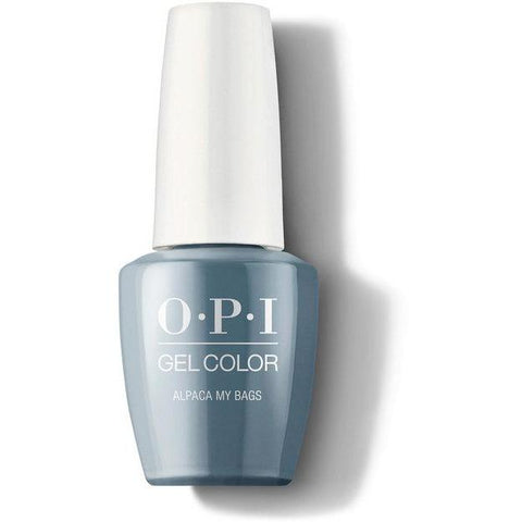 OPI Gel Color - Alpaca My Bags 0.5 oz - GCP33