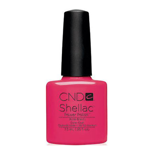 CND Shellac - Pink Bikini 0.25 oz - Milky Beauty
